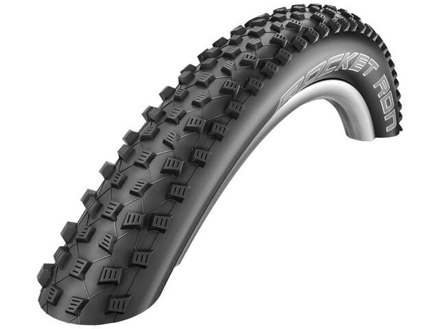 "SCHWALBE Rocket Ron Folding Tyre 27,5"" Addix Performance TL-Ready black"